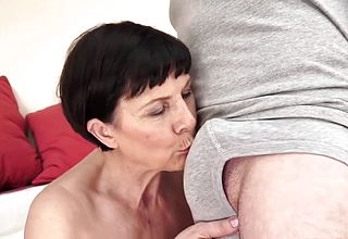 Mature Mummy Gets Toyed And humped Like she039;s young Again