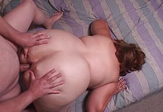 Ass ravage large rump Plus size Housewives