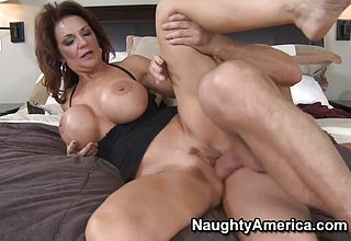 Deauxma and Bill Bailey In My Pals super steamy Mommy