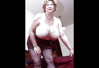 I Enjoy Super lovely grannyamp;amp;mature Cougar 10040 By Erotuka