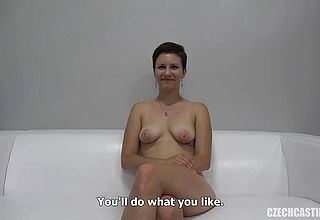 Splendid milf Does her firs Porn Audition And loves It
