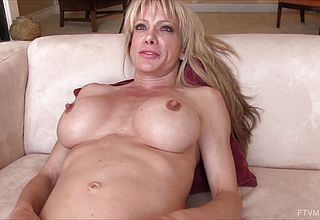 Exotic Sex industry star in Beautiful Large Tits, platinum blonde Stiff core tweak