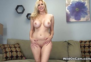 Hottest pornography industry starlet Julia Ann In Exotic MILF, Light haired adult Episode