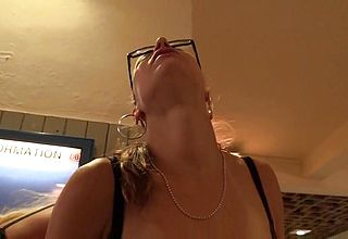 2 ultra kinky German Mommys Suckout a Younger guy
